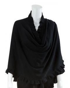 Bebitza Nursing Cover 100% Cotton - Black (5009)