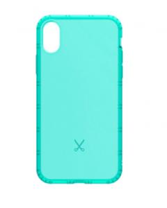 غطاء الحماية الصلب فيلو إير شوك لآيفون إكس - ازرق فاتح (PH025LB)