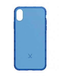 غطاء الحماية الصلب فيلو إير شوك لآيفون إكس - ازرق  (PH025BL)