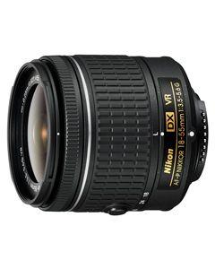 Nikon AF-P DX NIKKOR 18-55MM F/3.5-5.6G VR Lens (JAA826DA)