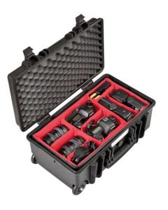 EXPLORER WATERPROOF CASE WITH PADDED DIVIDERS (EXP-5122.BPH)