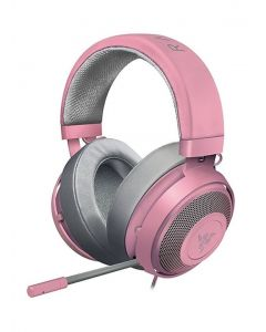 Kraken Over-Ear Gaming Headphones With Mic - Pink (RZ04-02830300-R3M1)