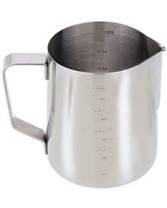 La Barista Milk Pitcher with numbering 600ml (LB-637)
