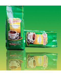 بونا قهوه حبوب بريميوم  اسبريسسو 1 كيلو (BUNNA PREMIUM ESPRESSO)