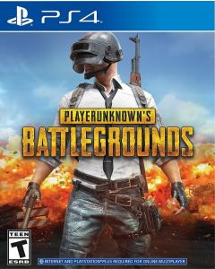 PUBG For PS4 (PS48911)
