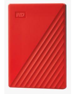WD My Passport 2TB Red (WDBYVG0020BRD-WESN)