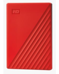 WD My Passport 4TB Red (WDBPKJ0040BRD-WESN)