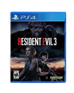 Resident Evil 3 For PlayStation 4 (PS49733)