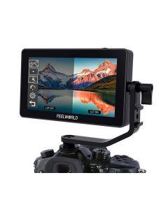 FEELWORLD F6 PLUS 5.5 Inch 3D LUT Touch Screen DSLR Camera Field Monitor (FEELWORLD-F6PLUS)