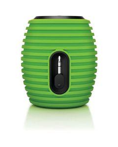 فيليبس ساوند شوتر مكبر صوت محمول، لون أخضر (SBA3010GRN/00)