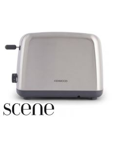 Kenwood Scene 2 Slot Toaster TTM440 Brushed stainless steel, (OWTTM440)