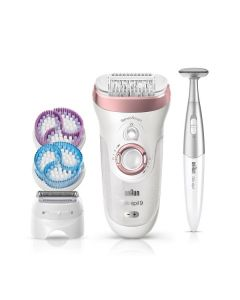 براون جهاز إزالة الشعر سيلك-أبيل 9 (SES9890)