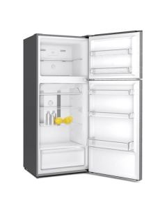 Haier Refrigerator Top Mount, 16.9 Cu.Ft./479 Ltrs, On/Off Compressor, Silver (HRF-580NS-2)