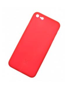 غطاء الحماية فيلو فائق النحافة لهاتف أيفون ٧/٨ – احمر (PH016RD)