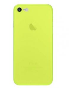 Philo Ultra Slim Case For iPhone 7/8 - YELLOW (PH016YE)