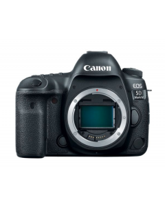 Canon EOS 5D Mark IV Body Only - 30.4MP, DSLR Camera, Black (EOS5DMK4-B)