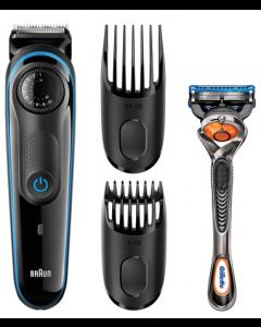 ادوات تشذيب شعر اللحية من براون (BT3040)
