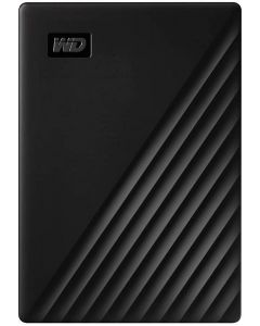 WD My Passport 1TB Black (WDBYVG0010BBK-WESN)