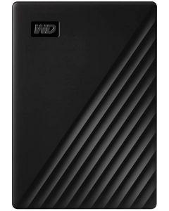WD My Passport 4TB Black (WDBPKJ0040BBK-WESN)