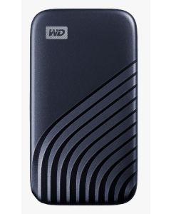 WD My Passport™ SSD 500 GB, Black (WDBAGF5000ABL-WESN)