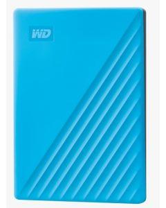 ويسترن ديجيتال 4 تيرابايت ماي باسبورت هارديسك محمول (WDBPKJ0040BBL-WESN)