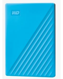 WD My Passport 4TB Blue (WDBPKJ0040BBL-WESN)