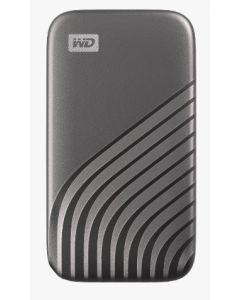 WD My Passport™ SSD 500 GB, Grey (WDBAGF5000AGY-WESN)