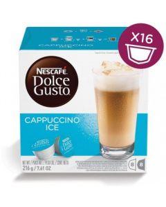 NESCAFÉ Dolce Gusto Ice Cappuccino,16 capsules (ICE CAPPUCCINO)