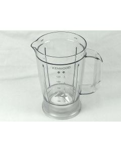 Kenwood Blender Plastic jug without cover (KW714298)