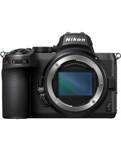 Nikon Z5 Body Only, Full Frame Mirrorless Camera (VOA040AM) + FTZ Mount + Memory Card 16 GB