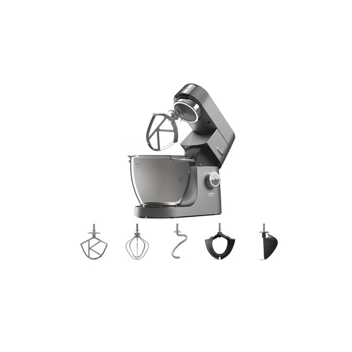 Kenwood KVL8 Chef XL Titanium, 1700 watt, 6.7 liters Kitchen