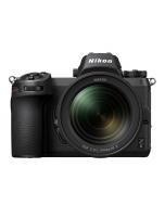 Nikon Z6 KIT WITH 24-70 S LENS NIKON + Memory Card 64 GB + Bag (VOK020XM)