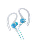 JVC Inner ear headphones for running- blue (HA-ECX20-A-E)