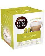 Nescafe Dolce Gusto Cappuccino Extra Cremoso 16 Capsules