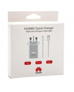Huawei AP32 USB Home Charger, Fast Battery Charging, Single USB, White (02452157)