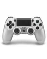 Sony PS4 Controller DualShock 4 Wireless – Silver (CUH-ZCT2/SILVER)