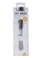 RBV Birkmann  Miniature Angled Spatula - Easy Baking (430891)
