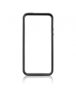 Philo Slim Bumper Hard Case For iPhone 7 / 8 – Black (PH017BK)