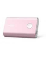 Anker 13400mAh PowerCore+ with Quick Charge 3.0 Power Bank - Pink (A1316H51)