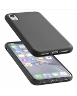 Cellularline غطاء سيليكون لهاتف iPhone XR  (SENSATIONIPH961K)
