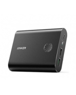 Anker PowerCore+ 13,400 mAh 3.0 Quick Charge Power Bank - Black (A1316H11)