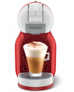 Nescafe Dolce Gusto Mini Me,Coffee Machine  Automatic, Red (MINIME RED 2)