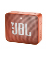 JBL GO 2 Portable Bluetooth Speaker - Orange (GO2ORG)