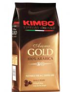 Kimbo Aroma Gold - Roasted Coffee Beans 500 g  (COFFEE-KIMBO ARABICA)