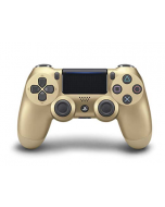 Sony PS4 Controller DualShock 4 Wireless – Gold (CUH-ZCT2/GOLD)