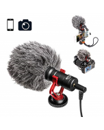 BOYA CARDIOID SHOTGUN MICROPHONE (BY-MM1)