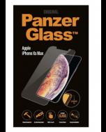 واقي الشاشة الزجاجي مع فلتر الخصوصية لآيفون إكس إس ماكس من بانزر (P2639)