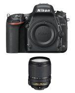 كاميرا نيكون دي750 بخاصية الواي فاي هيكل فقط (VBA420AM) + بطاقة ذاكرة 64 جيجابايت + عدسة 24-120مم +  بطاقة عضوية نيكون للعملاء المميزين