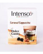Intenso Dolce Gusto Caramel Cappuccino, 10 Capsules (IINTENSO-CARAMEL CAPPU)