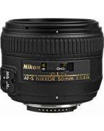 Nikon AF-S Nikkor 50mm 1.4G  (JAA014DA)